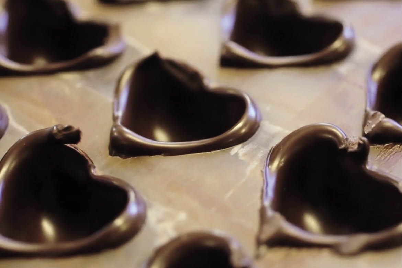 Produktion af chokolade