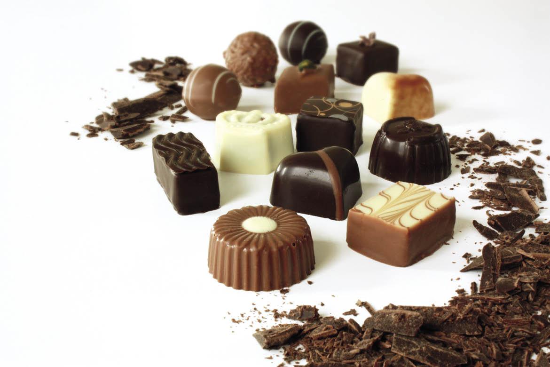 Bestilling af chokolader