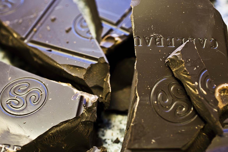 Det belgiske Callebaut Chokolade